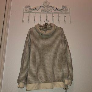 Joules Striped Sweatshirt